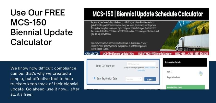 free-mcs-150-biennial-update-calculator